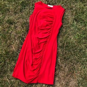 Michael Kors Red Night Out Dress